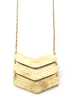Chevron necklace $24.00...Fair trade, too! This is an awesome company.