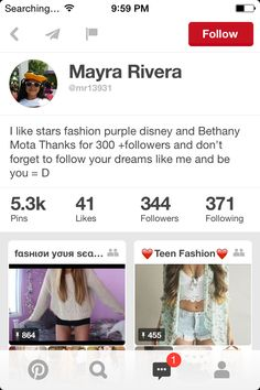Plz go follow her she has great pins