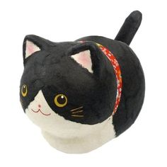 Solar Power Motion Toy - Washi Paper Cat -- Click image for more details.