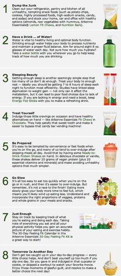 Steps to Pure Health and Energy!!   Sylvia - Arbonne Independent Consultant ID#14658437 sylviachudy.myarbonne.com