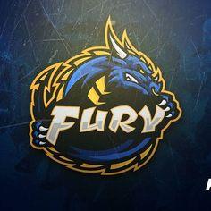 Fury Dragon Logo  #sportlogo#logodesigner #adobeillustrator #branding #mean #aggressive #dribbble #mascotdesign #mascot #teamlogo #sportbranding #sportmascot #dragon #monster #badass #illustrator #vector #logos #khisnen #graphicstudio #logo #esports Logo Dragon, Sweet Logo, Sports Decals, Esports Logo, Mascot Design, Great Logos, Game Logo, 3 Arts, Logo Concept