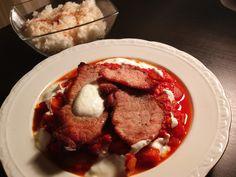 Fripturi de porc cu sos unguresc de ardei si orez a fost adaugata pe Bucatarie Traditionala Retete Culinare. Click pe poza pentru a vedea reteta.
