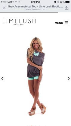 Love the gray and turquoise!!