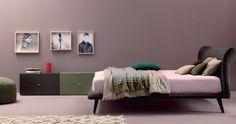 Rosa antico in camera da letto: romantio e delicato
