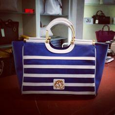 Mykonos bag by Braccialini #borse #bag #braccialini #fashion #moda #bussola #bussolastore #glamour #mare #mikonos