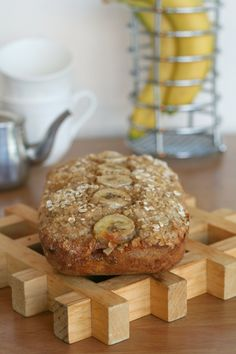 The Best of this Life: Gluten-Free Banana Bread