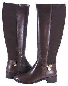 Michael Kors Nib Hamilton Tall Dark Chocolate 7.5 BROWN Boots. Get the must-have boots of this season! These Michael Kors Nib Hamilton Tall Dark Chocolate 7.5 BROWN Boots are a top 10 member favorite on Tradesy. Save on yours before they're sold out!