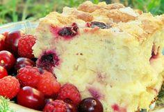 Meggyes-pudingos sütemény székely módra Muffin, Breakfast, Morning Coffee, Muffins, Cupcakes