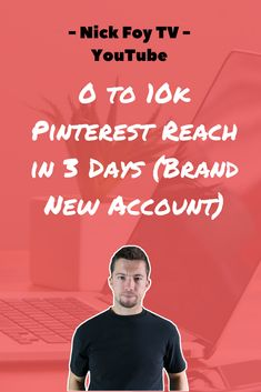 In this video I share tips on how I grew my Pinterest reach to 10,000 in just 3 days of starting a brand new Pinterest business account. Inside you'll see analytics as well as what happens when other people pin from your website.
