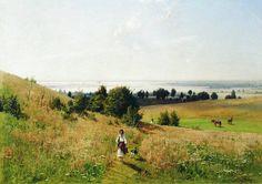 Картинки по запросу пейзаж художник