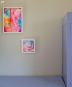 Ciao, sono Camera Picta e queste sono le foto di due dei miei quadri astratti. Per me il colore è vita! Materia che va fatta esplodere sulla tela o su qualsiasi altro supporto. Per vedere anche le mie altre creazioni seguitemi su Facebook e Ebay agli indirizzi: https://www.facebook.com/camerapicta/ http://www.ebay.it/usr/camerapicta-art