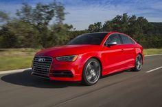 2015 Audi S3 U.S. Spec First Drive - Motor Trend