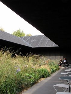 The Serpentine Gallery Pavilion, 2011 - Peter Zumthor & Piet Oudolf Ancient Greek Architecture, Chinese Architecture, Classical Architecture, Architecture Details, Landscape Architecture, Landscape Design, Garden Design, Gothic Architecture, Peter Zumthor