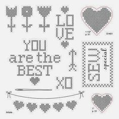 Cross Stitch Wishes 1-2014 SOTM