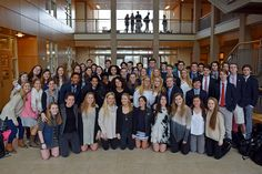Our great group of 4-year Fourth Formers in the Class of '16. Less than a month to go until commencement!
