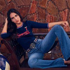 Tonalidades azules componen, la armonía del #LujoNáutico de #StudioF Skinny Jeans, Outfits, Studio, Instagram, Style, Fashion, Vestidos, Woman Clothing, Jackets