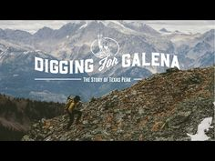 Digging for Galena - The Story of Texas Peak (Trailer #1) - VIDEO - http://mountain-bike-review.net/downhill-mountain-bikes/digging-for-galena-the-story-of-texas-peak-trailer-1-video/ #mountainbike #mountain biking