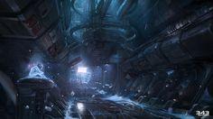 Cryochamber by John Wallin Liberto