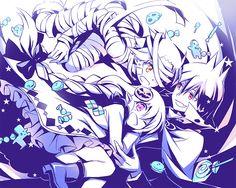 Senyu | Ruki, Ros & Alba