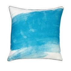 Love linen blue watercolour