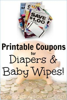 A list of all available printable baby coupons, regularly updated. Go here to get all your baby coupons in one place!
