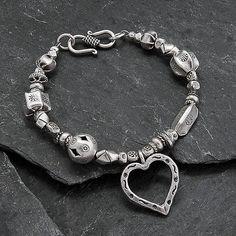 sterling silver bracelet by indivijewels | notonthehighstreet.com