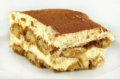 I have enjoyed Tiramisu through out Italy and have never found a better more fool proof recipe for the best Tiramisu you'll ever make.