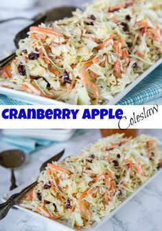 Cranberry Apple Cole