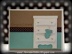 Baby Cards! Mercedes Weber