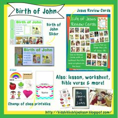 John the Baptist Activities Get the John the Baptist printable . 500 x 625 · 117 kB · jpeg Sunday School Lesson On John the Baptist Lesson/ John the Baptist Preschool Bible, Bible Activities, Trinity Preschool, Children Activities, Kids Sunday School Lessons, Sunday School Crafts, School Ideas, Bible Lessons For Kids, Bible For Kids