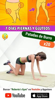 Fitness Workouts, Fitness Workout For Women, Gym Workout Videos, Body Fitness, Full Body Gym Workout, Gymnastics Workout, Everyday Workout, Gym Workout For Beginners, Workout Challenge