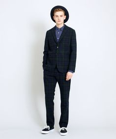 DELUXE 2014 AW LOOK