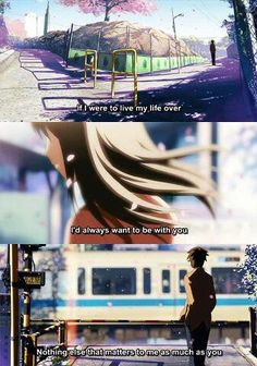 5 Centimeters Per Second Cries It Makes Me So Sad When I Watched
