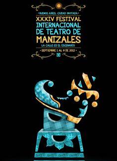 34 Festival Internacional de Teatro de Manizales