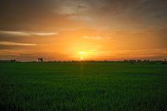 sunset is not sad