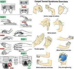 Yoga for Carpal Tunnel!