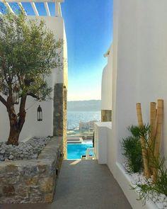 Mykonos island-Greece