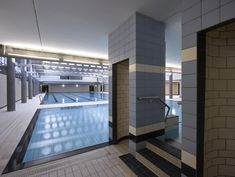 One of the many benefits of Flood Super Wideslab® is the one that it is inherently water resilient properties. Flood Precast provided Super Wideslab for the Dover District Leisure Centre.