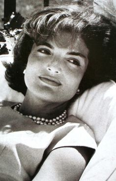 Jackie Kennedy - this woman had a miscarriage, a stillborn daughter and a son who died two days after birth. She also watched as her husband was shot dead in front of her and was still able to live an amazing life.