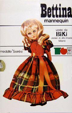 Seconda versione abito Biki Vintage Dolls, Disney Characters, Fictional Characters, Disney Princess, Italy, Atelier, Antique Dolls, Fantasy Characters, Disney Princes