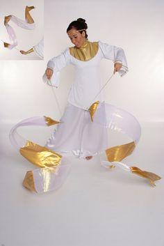 Dance Ministry praise garment