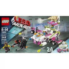 Lego 70804 Movie Maquina De Helados - $ 1.599,99