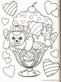 lisa frank coloring pages 2. Lisa Frank Coloring Page I remember coloring this exact picture when was  little deyailed and challenging pages for grown ups