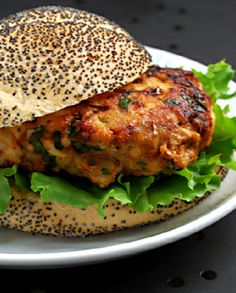 Low FODMAP Recipe and Gluten Free Recipe - Spiced Turkey Burgers http://www.ibssano.com/low_fodmap_recipe_turkey_burger.html
