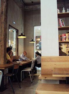 El Bistró de La Central: Buen café para tu libro en Madrid | DolceCity.com