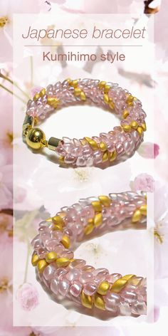 Found this adorable bracelet here: ♥ https://www.etsy.com/ca/listing/248888845/seed-beaded-bracelet-kumihimo-bracelet?utm_source=pin4etsy&utm_medium=pin&utm_content=248888845-20150923&utm_campaign=Idohandcraft ♥ Japanese kumihimo bracelet gold rose beaded bracelet seed beaded bracelet serpentine jewelry scales bracelet braid dragon tail magatama - pinned by pin4etsy.com