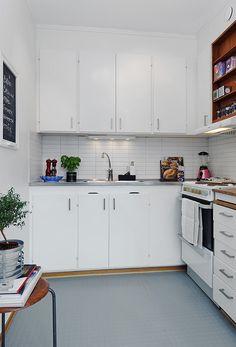 diseño cocinas pequeñas baratas | diseños de cocinas | pinterest