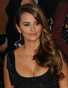 hairstyles for long hair to the side - Google Search
