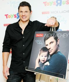 Nick Lachey's First Father's Day