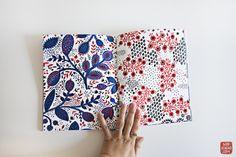 Dinara Mirtalipova's Book of Patterns — on UPPERCASE magazine